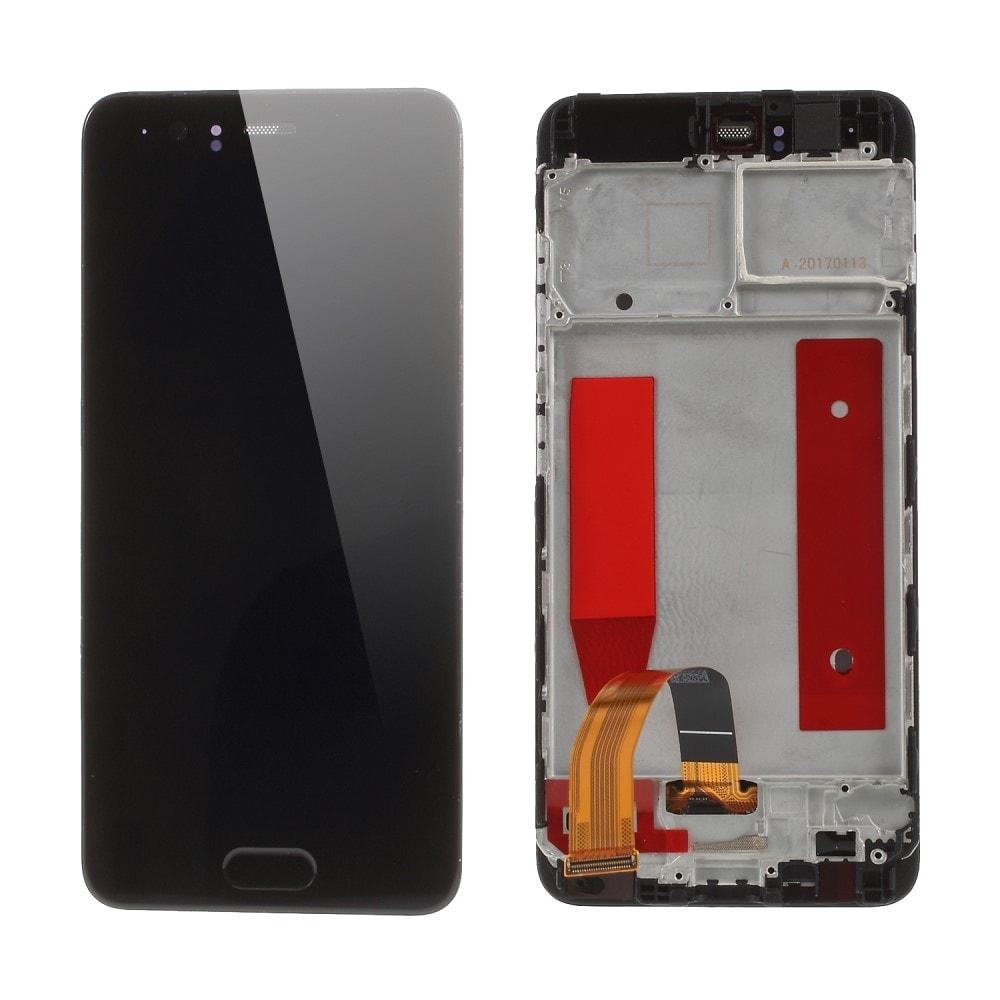 Huawei P10 LCD displej dotykové sklo komplet včetně rámečku černý
