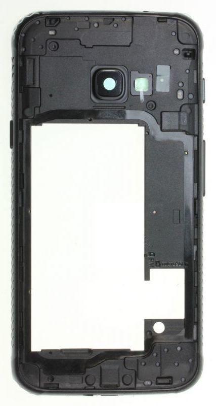 Samsung Galaxy Xcover 4 středový rámeček G390F