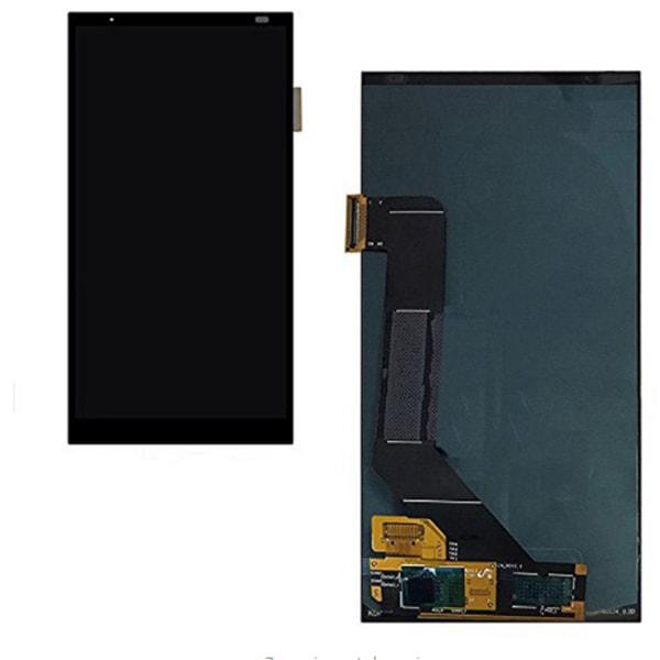 ZTE Axon 7 A2017 AMOLED originál přední LCD komplet panel dotykové sklo