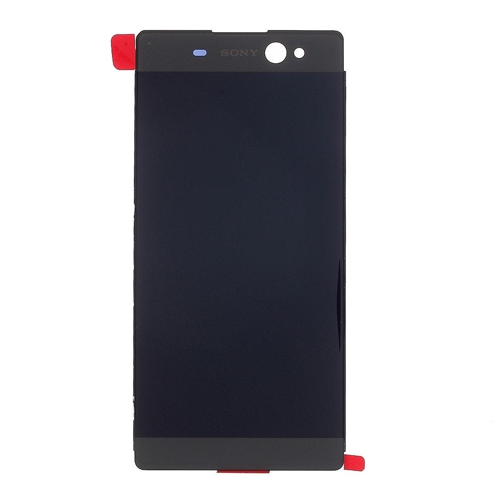 Sony Xperia XA Ultra LCD displej dotykové sklo černé F3211