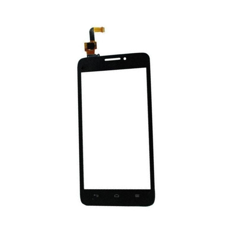 Huawei Ascend G620 dotykové sklo černé