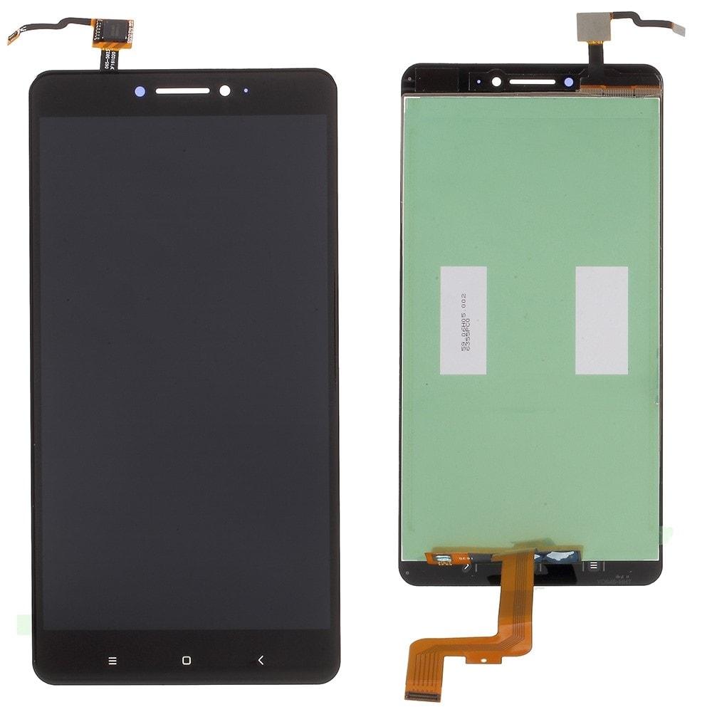 Xiaomi Mi Max 2 LCD displej dotykové sklo černé
