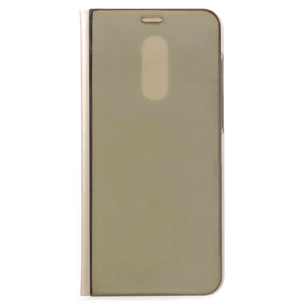 Xiaomi Redmi 5 Plus ochranné pouzdro obal knížka zlatá