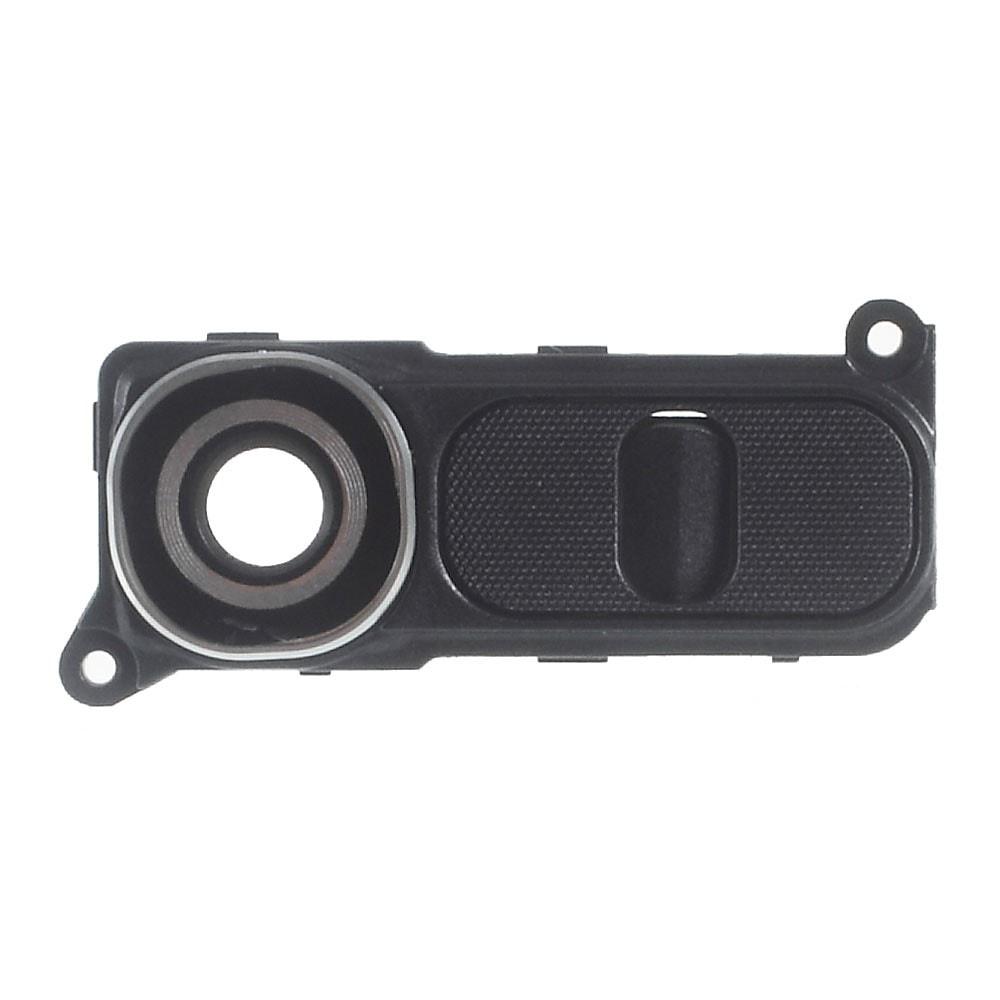 LG G4 Krytka modulu fotoaparátu včetně krytu tlačítek H815 Šedá