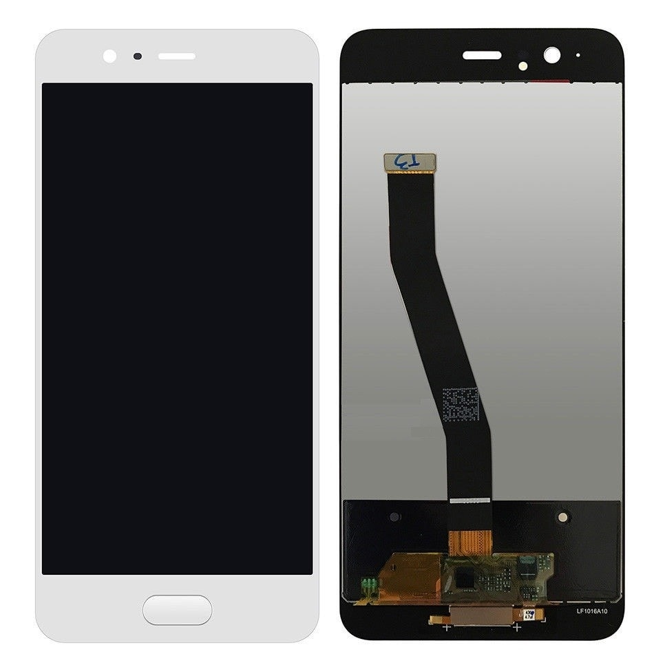 Huawei P10 LCD displej original komplet dotykové sklo bílé homebutton