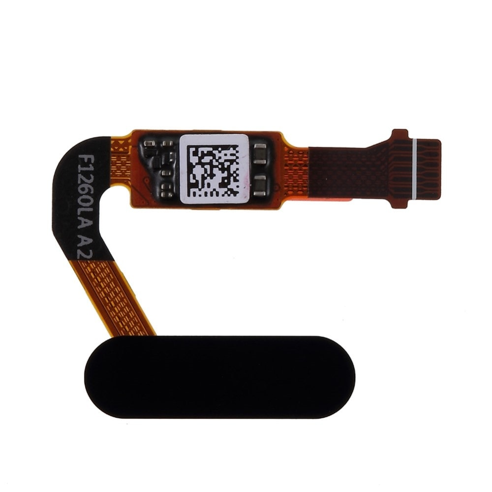 Huawei Mate 10 home button tlačítko otisk prstu senzor čtečka černá