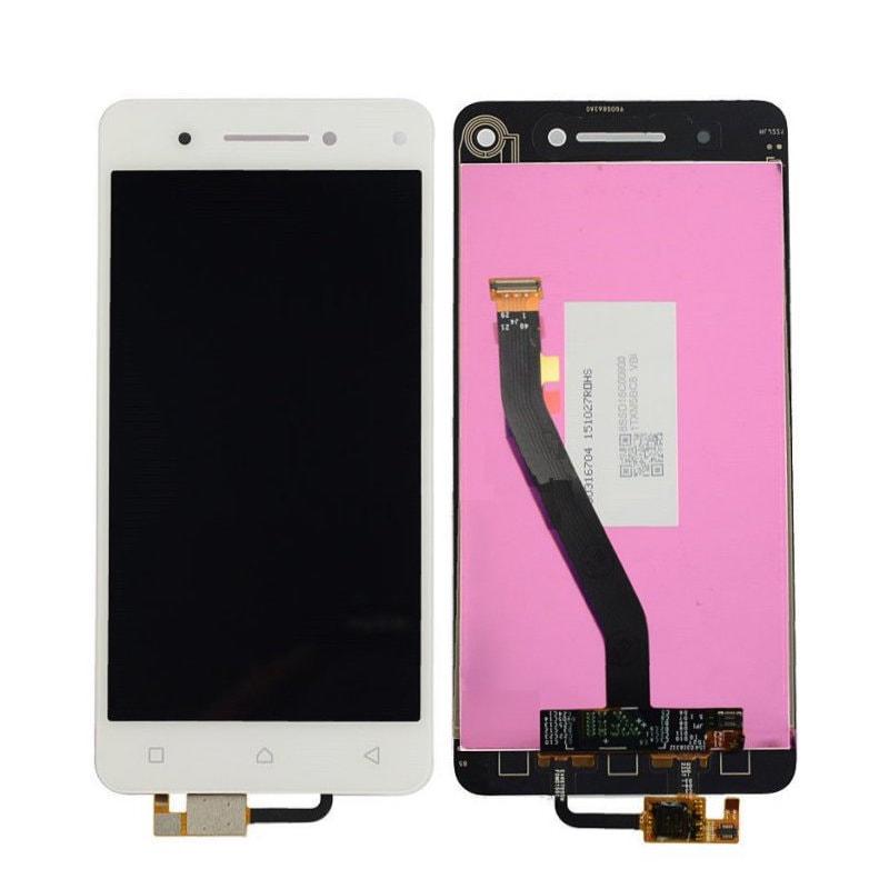 Lenovo Vibe S1 LCD displej bílý + dotykové sklo komplet S1a40