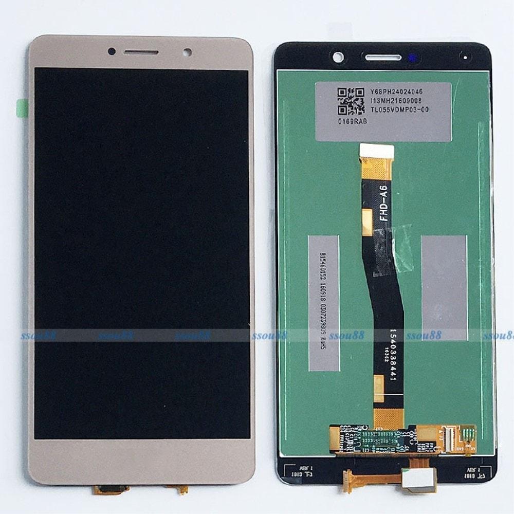 Honor 6X LCD displej dotykové sklo zlaté