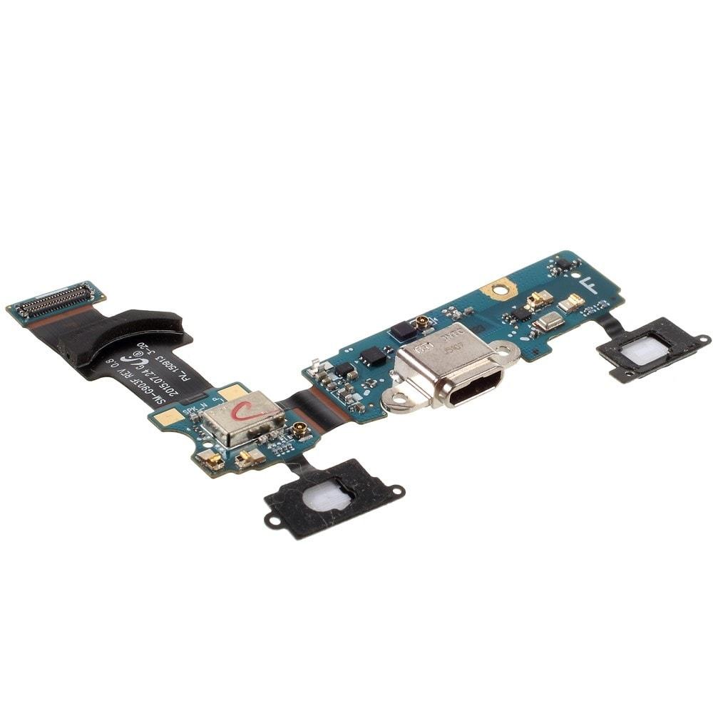 Samsung Galaxy S5 Neo micro USB nabíjecí dock konektor flex mikrofon SUB tlačítka G903F