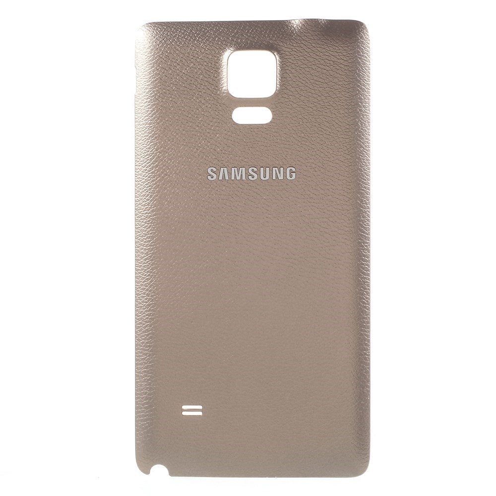 Samsung Galaxy Note 4 zadní kryt baterie zlatý N910