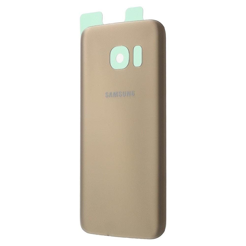 Samsung Galaxy S7 zadní kryt baterie zlatý G930F