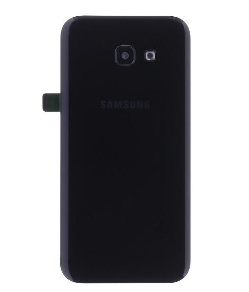 Samsung Galaxy A5 2017 zadní kryt baterie A520F černý (Service Pack)