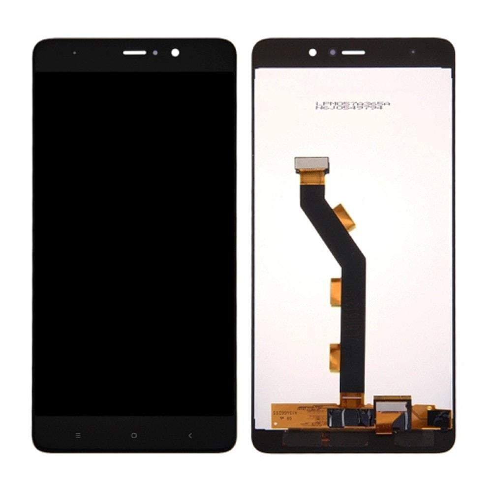 Xiaomi Mi5S Plus LCD Displej dotykové sklo černé komplet