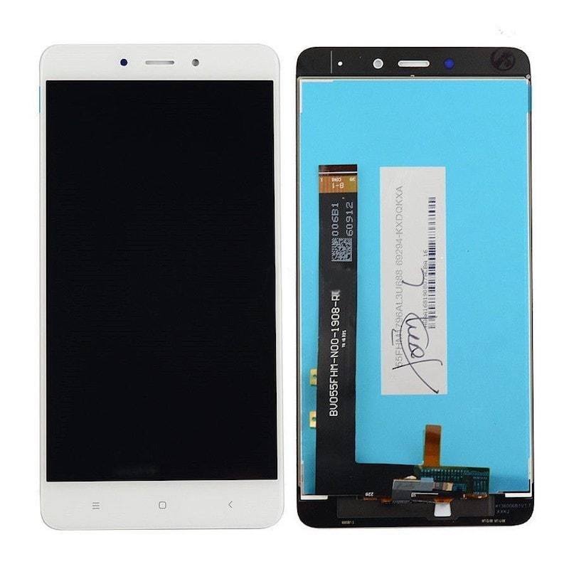 Xiaomi Redmi Note 4 / Note 4X 64GB LCD displej bílý dotykové sklo komplet