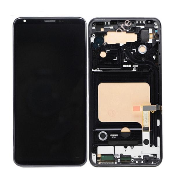 LG V30 LCD displej dotykové sklo rámeček