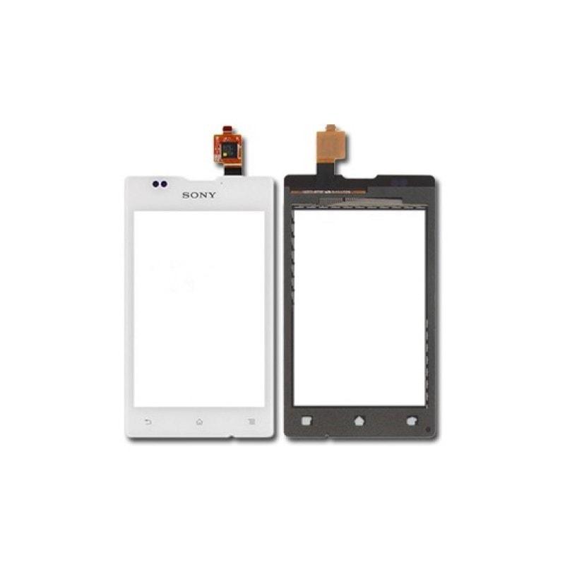 Sony Xperia E dotykové sklo bílé C1505