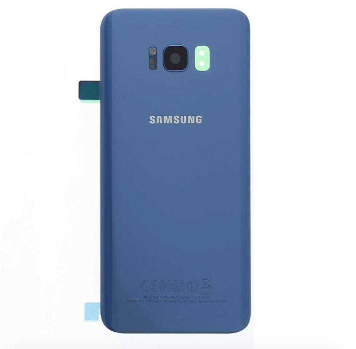 Samsung Galaxy S8 zadní kryt baterie modrý G950 (Service Pack)