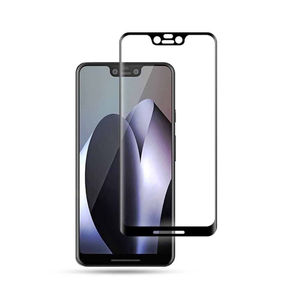 Google Pixel 3 XL Ochranné tvrzené sklo na displej černé