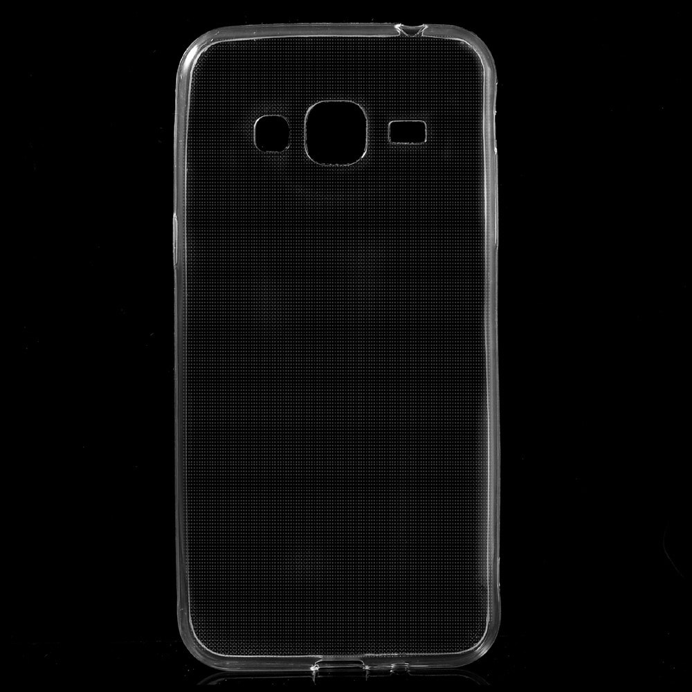 Samsung Galaxy J3 2016 Ochranný kryt transparentní pouzdro J320F