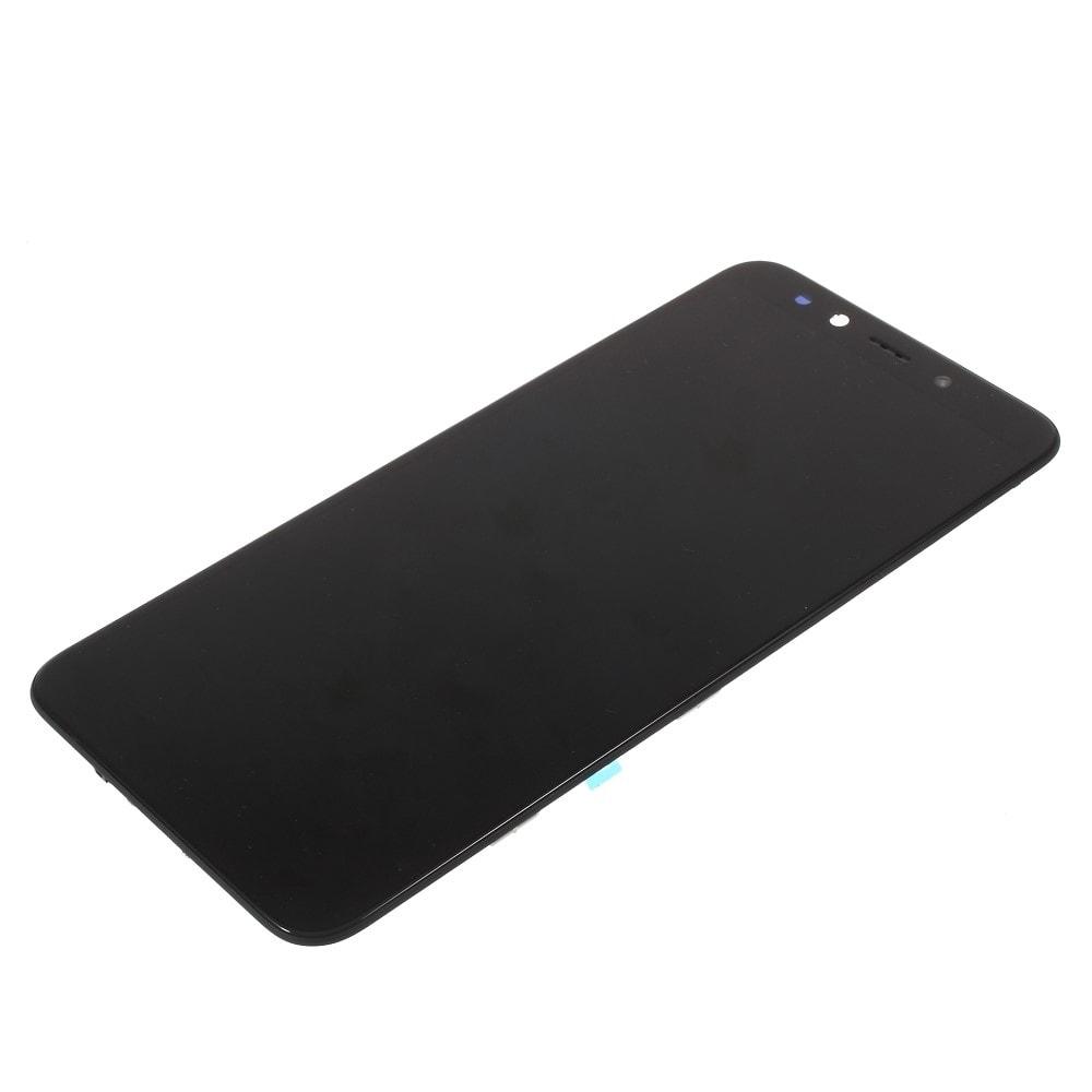 Xiaomi Mi A2 LCD displej dotykové sklo komplet přední panel s rámečkem černý