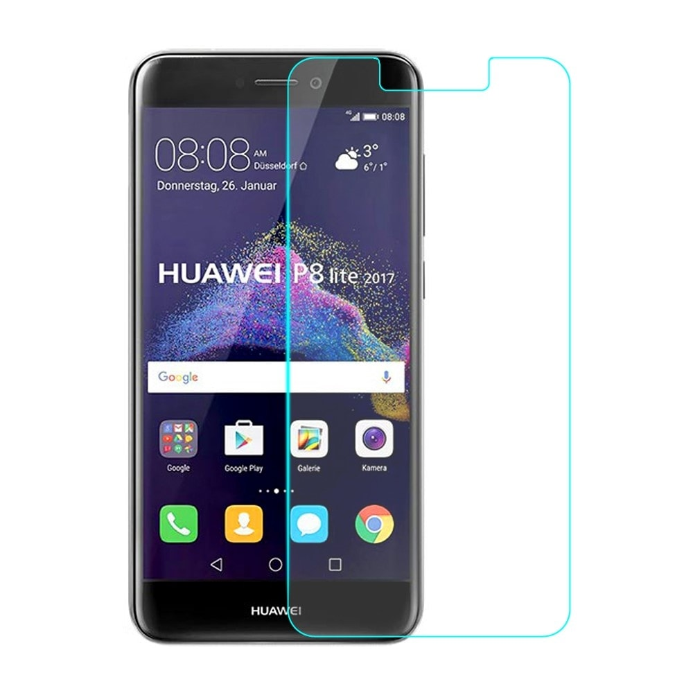 Huawei P9 Lite 2017 / P8 Lite 2017 / Honor 8 Lite Ochranné tvrzené sklo 0,33mm