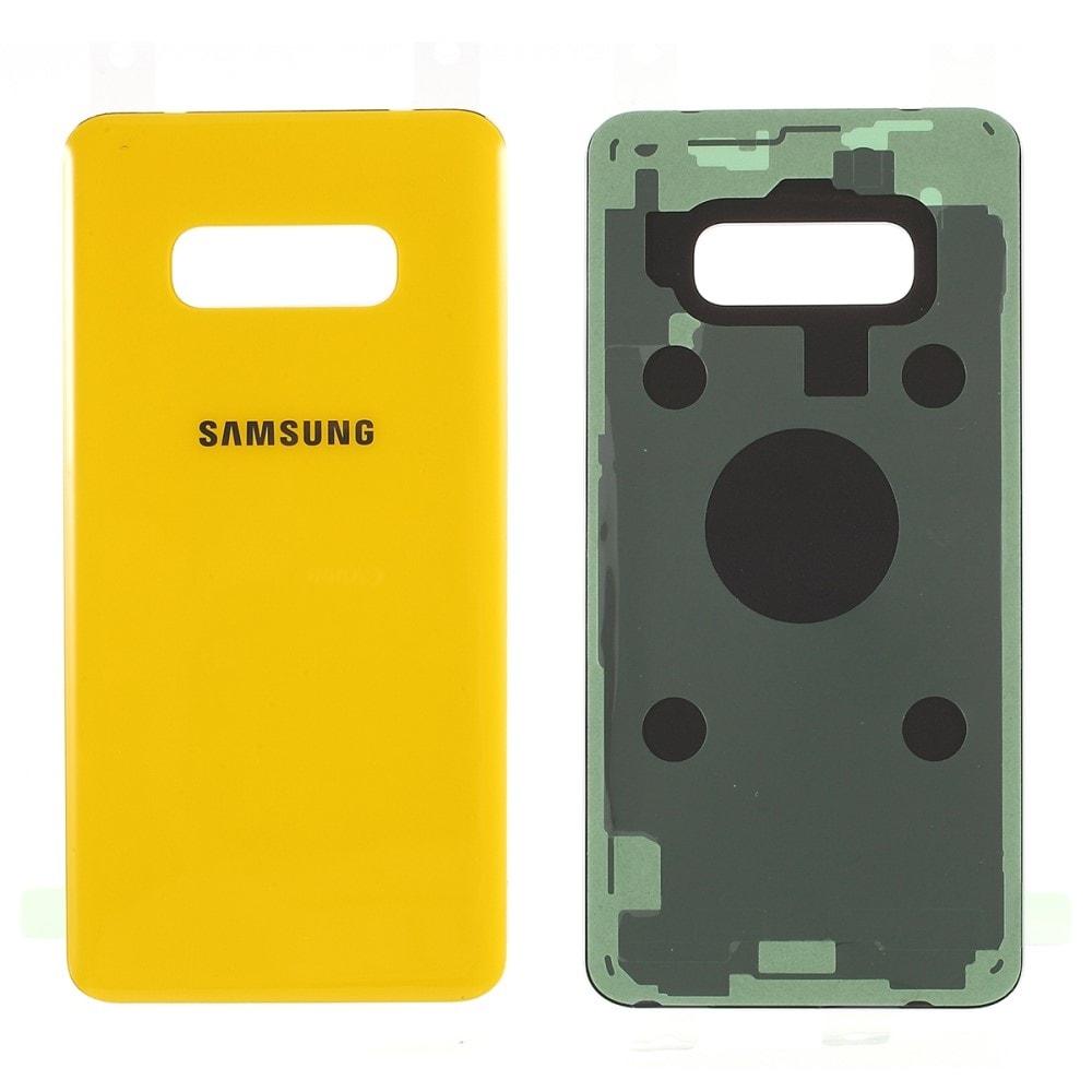 Samsung Galaxy S10e zadní kryt baterie žlutý G970