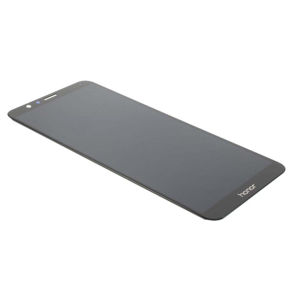Honor 7X LCD displej dotykové sklo komplet přední panel černý
