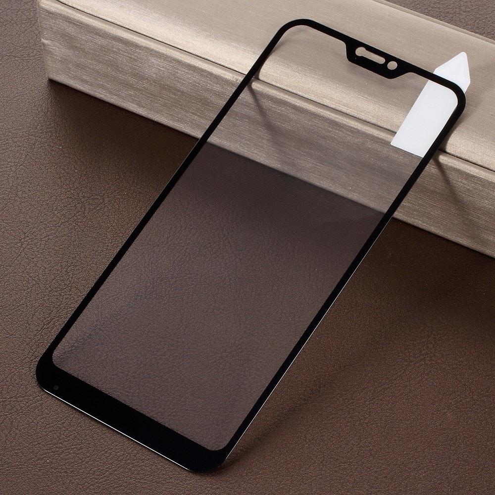 Xiaomi Mi A2 Lite / Redmi 6 Pro Ochranné tvrzené sklo na displej černé