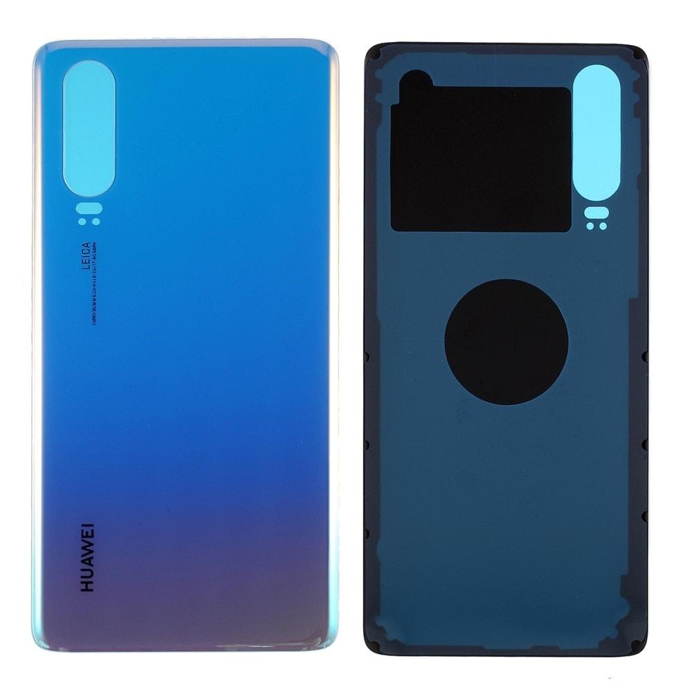 Huawei P30 zadní kryt baterie světle modrá