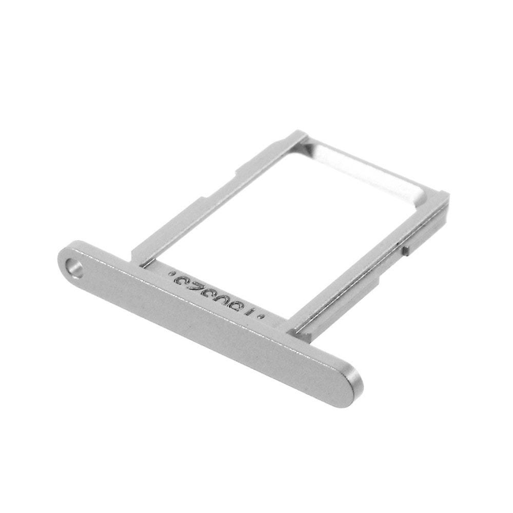 Samsung Galaxy S6 šuplík na SIM kartu stříbrný G920