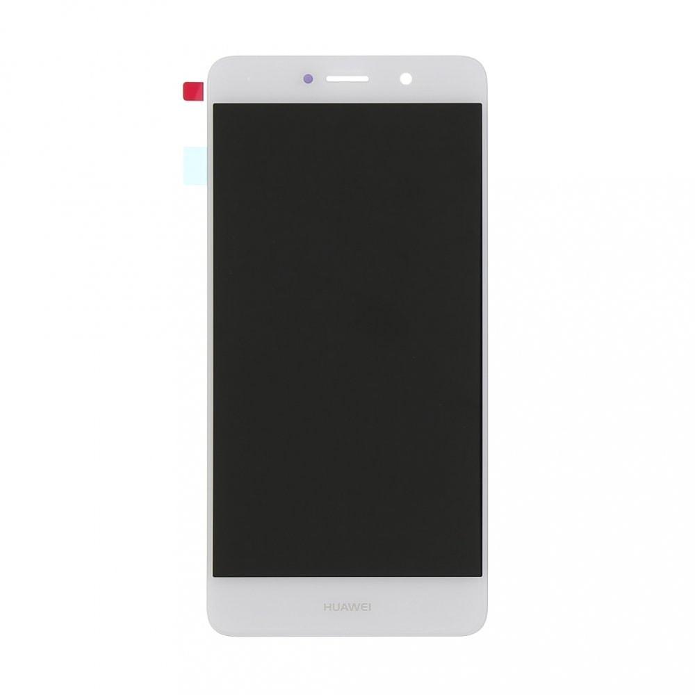 Huawei Y7 LCD displej dotykové sklo bílé