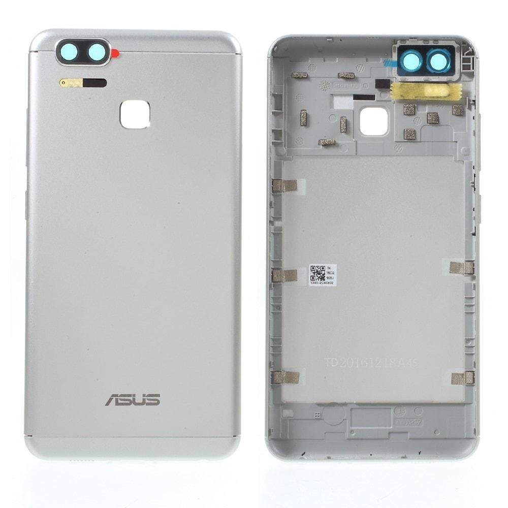 Asus ZenFone 3 Zoom zadní hliníkový kryt stříbrný ZE553KL