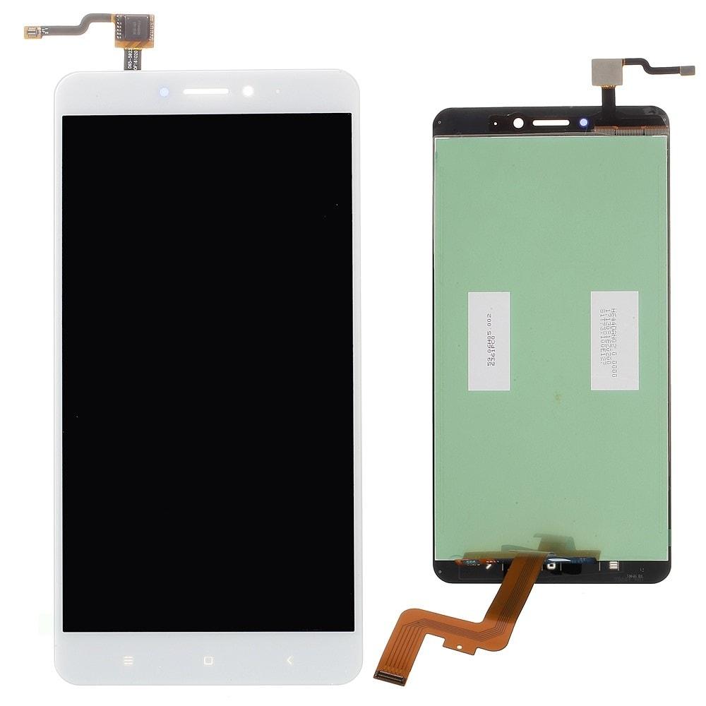 Xiaomi Mi Max 2 LCD displej dotykové sklo bílé
