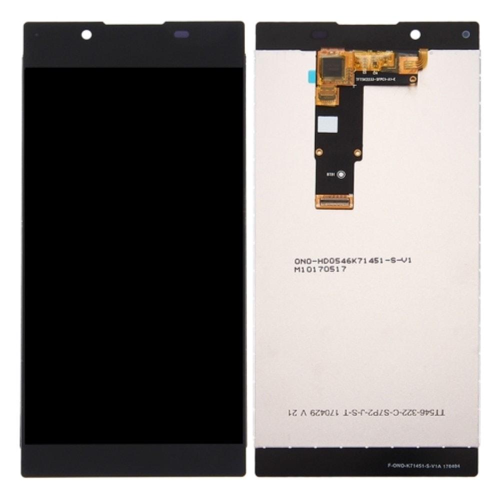 Sony Xperia L1 LCD displej dotykové sklo černé G3311