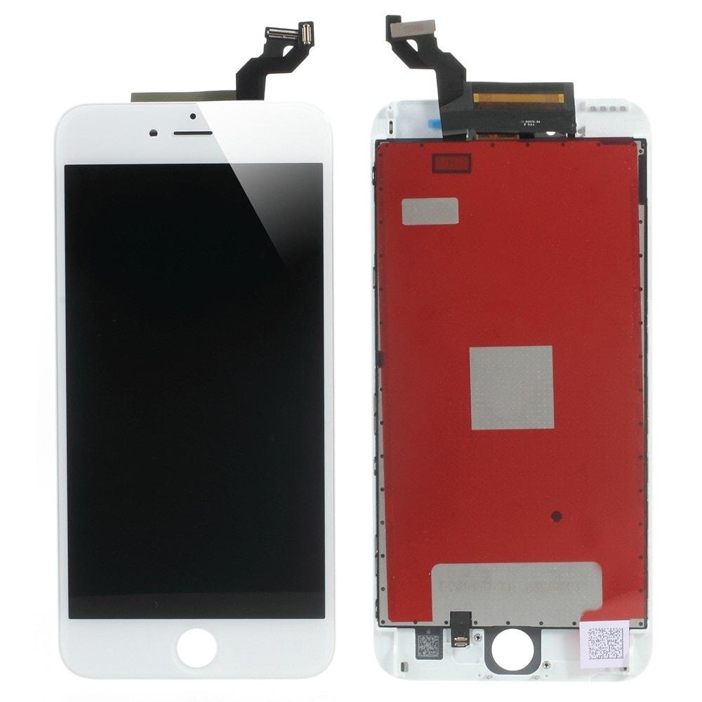 Apple iPhone 6S Plus LCD displej bílý dotykové sklo komplet přední panel
