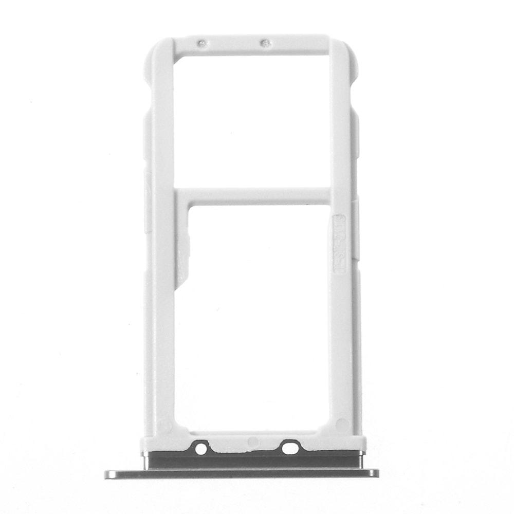 Honor 9 šuplík na SIM SD kartu šedý