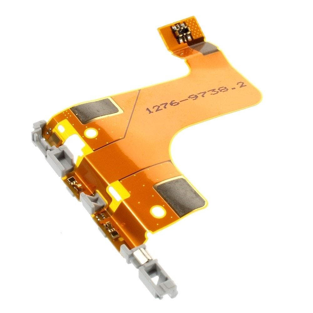 Sony Xperia Z2 zapínací tlačítko volume ovládání flex D6503