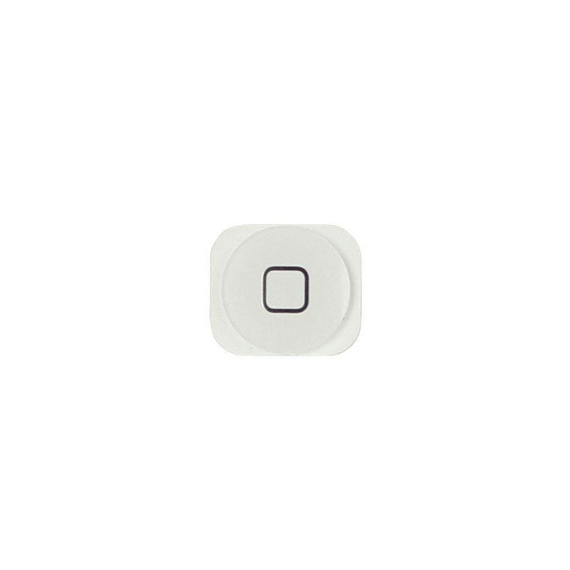 Apple iPhone 5 Home button tlačítko bílé