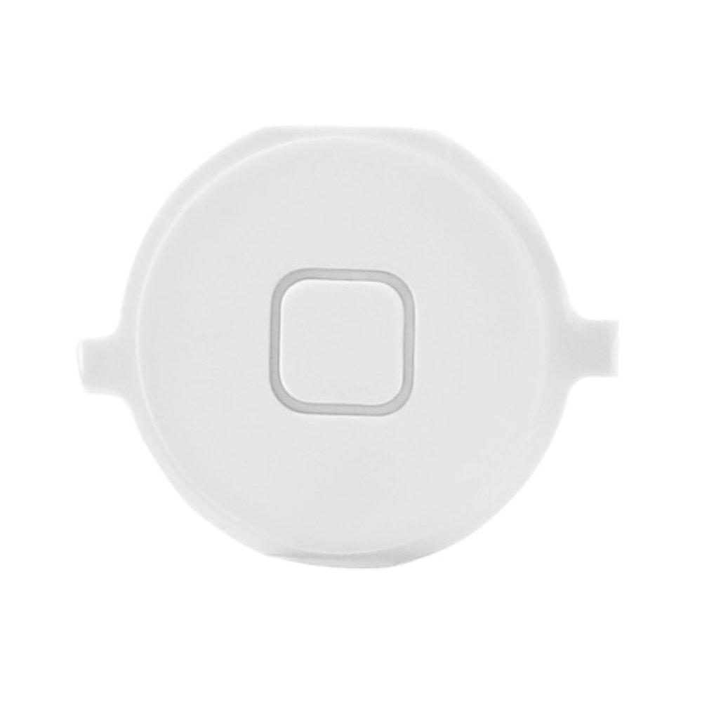 Apple iPhone 4S home button domovské tlačítko bílé