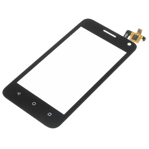 Huawei Ascend Y360 dotykové sklo černé