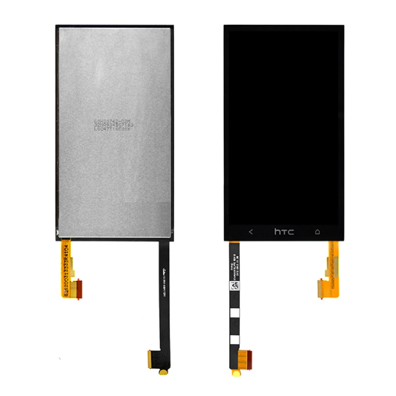 HTC One M7 Dual LCD displej + dotykové sklo komplet