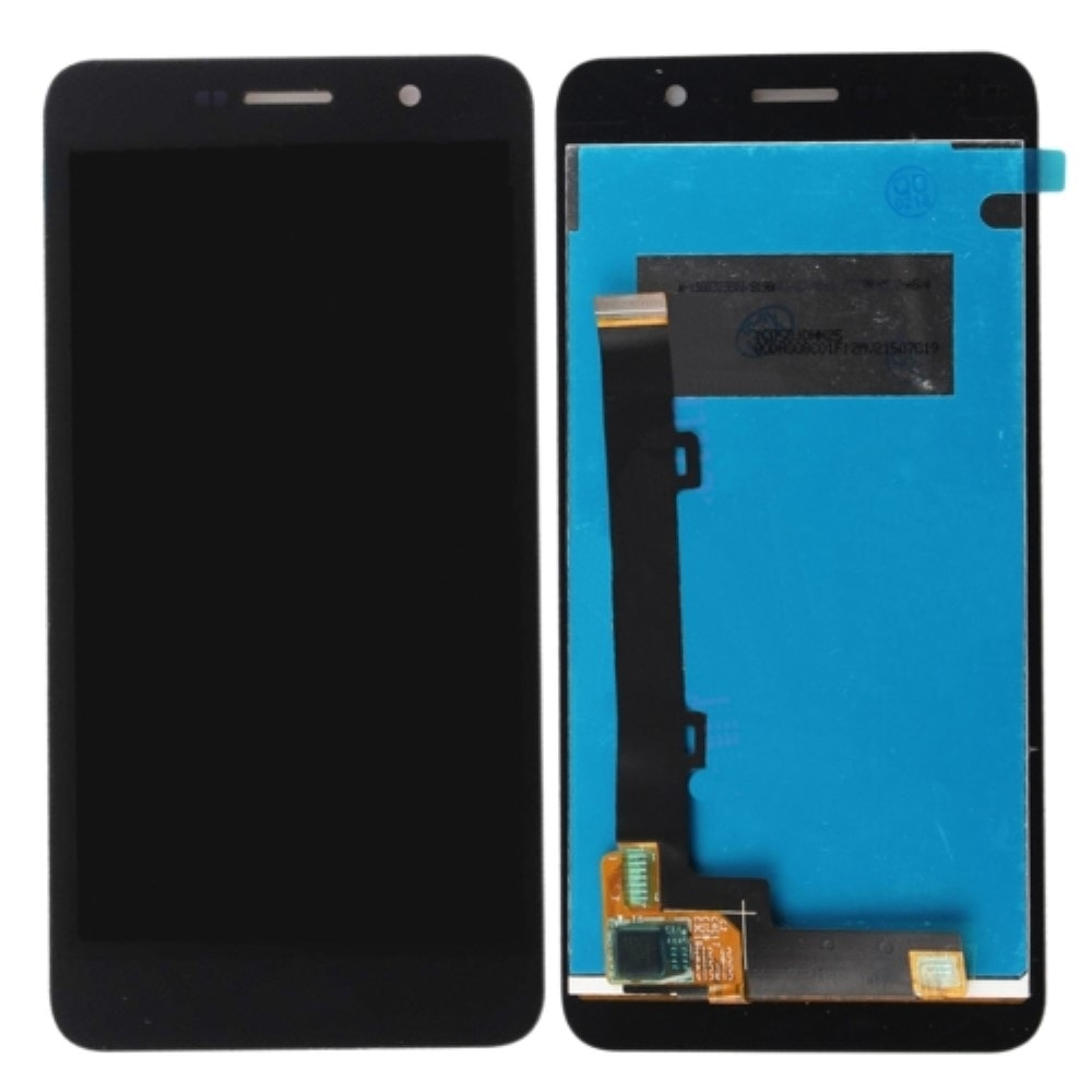 Huawei Y6 Pro LCD displej černý + dotykové sklo komplet