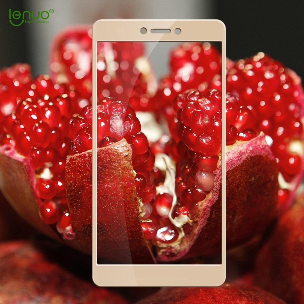 Xiaomi Redmi 4X Ochranné tvrzené sklo 3D zlaté s měkkými hrany skla pro skvělé přilnutí