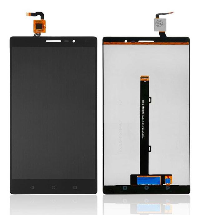 Lenovo Phab 2 PB2-650 LCD displej dotykové sklo černé