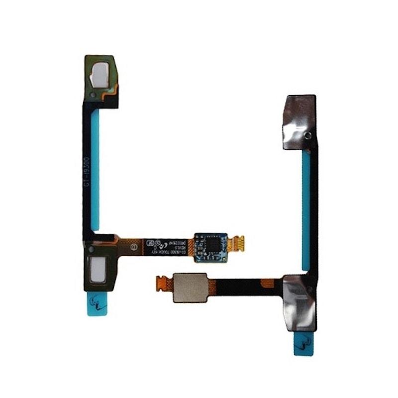 Samsung Galaxy S3 SIII systémová senzorová tlačítka zpět a menu i9300