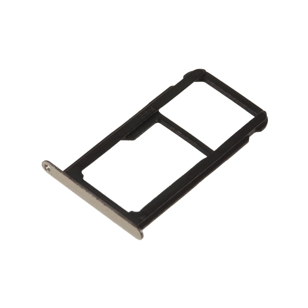 Huawei P10 Lite šuplík na SIM kartu SD tray zlatý