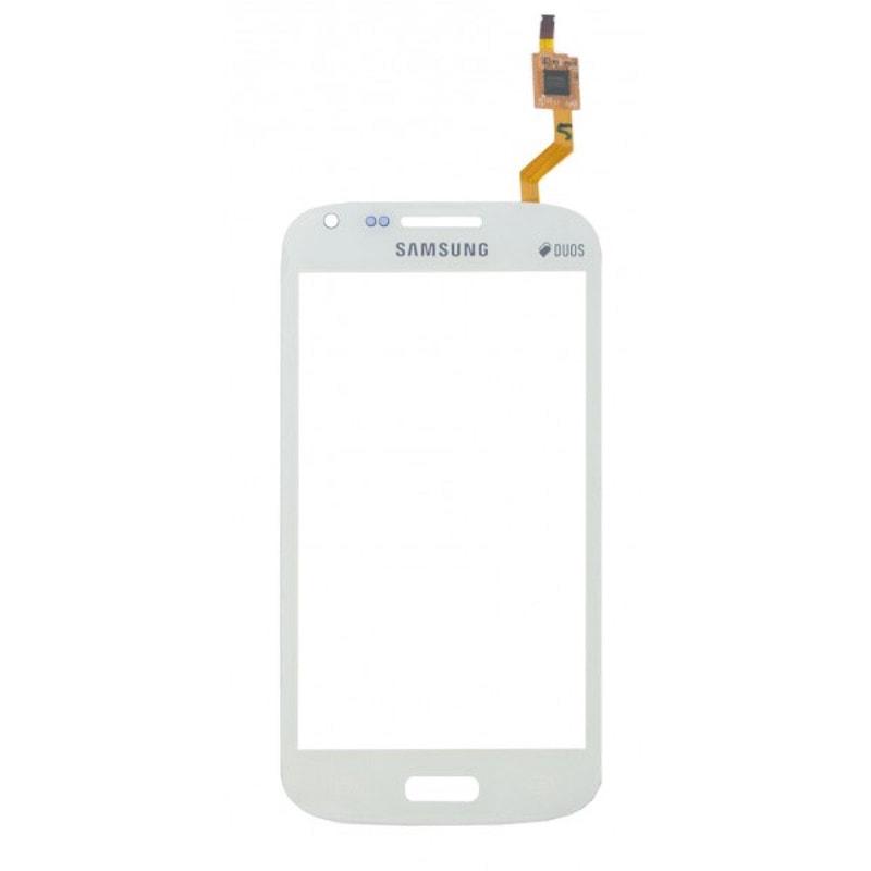 Samsung Galaxy Core Duos dotykové sklo bílé i8262 i8260