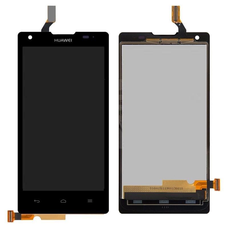 Huawei Ascend G700 LCD displej + dotykové sklo komplet