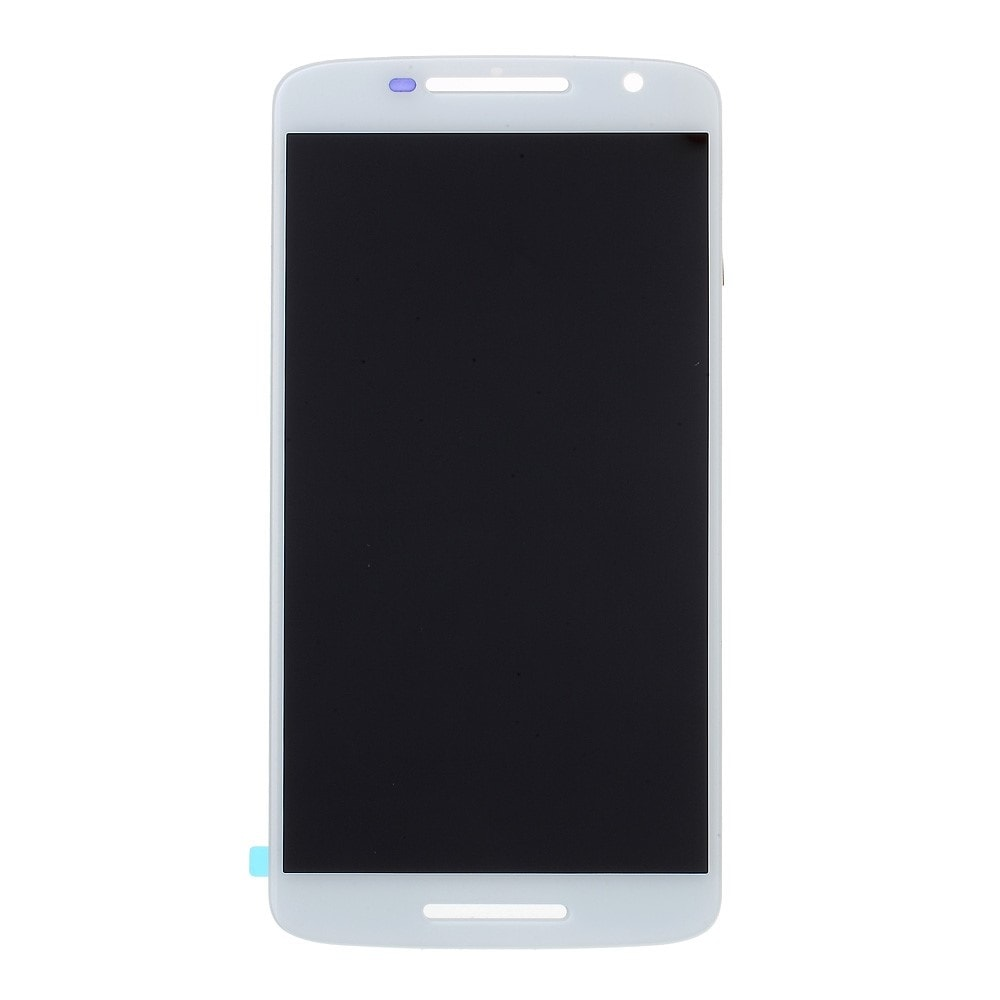 Motorola Moto X Play X3 LCD displej bílý dotykové sklo komplet XT1562