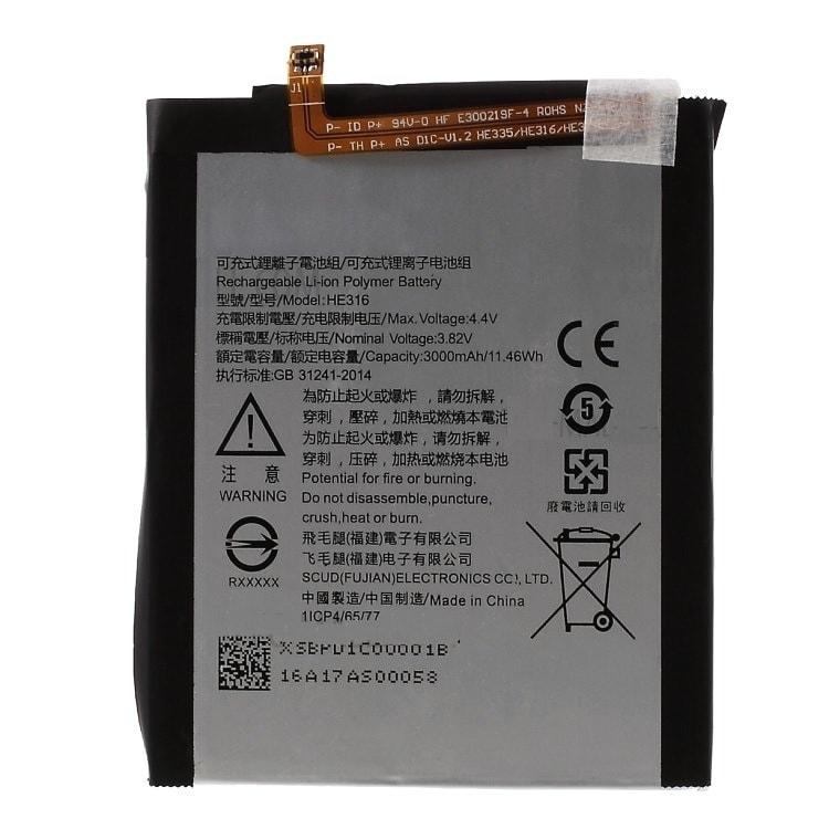 Nokia 6 Baterie CP46577